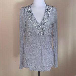 Cynthia Rowley Large long sleeve shirt